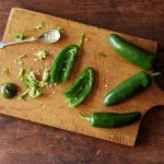 Easily De-Seed Vegetables: Chile Peppers, Zucchini, and Cucumbers